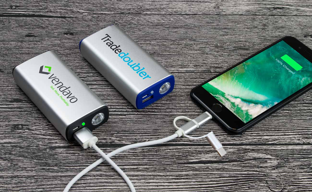 Encore - Powerbank Bedrukken